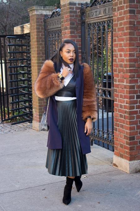 Kelas-Kloset-Chic-Layers-Fur-Sleeve-Statement-Coat-Pleated-Skirt-03