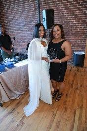 Honoring Tanya Parker of Frank Ski's Kids Foundation